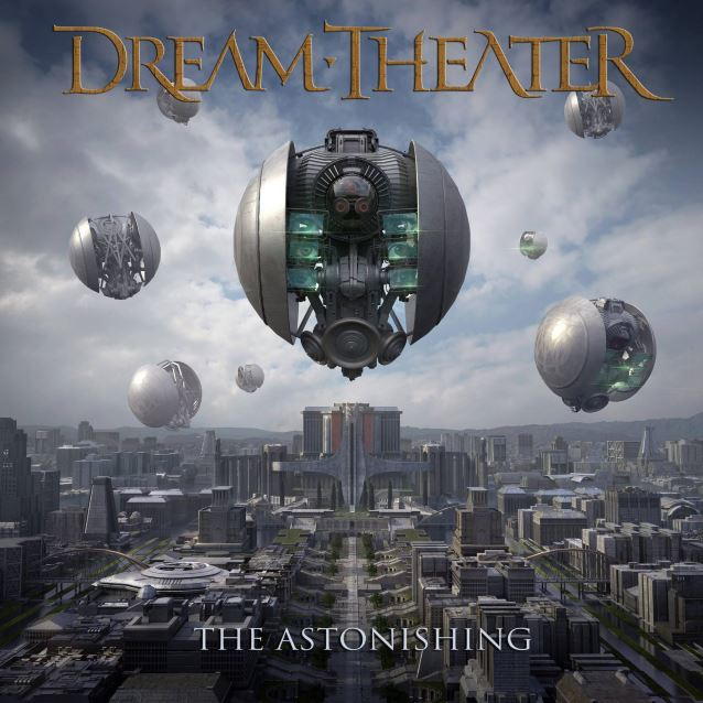 Dream Theater- The Astonishing